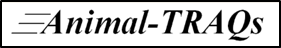 Animal-TRAQs logo
